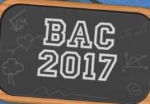 Bac 2017 les dates
