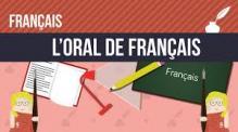 L oral de français