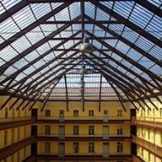 Guise familistere palais social pavillon central interieur 09
