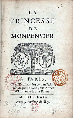Laprincessedemontpensier1662